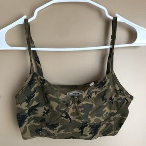 Kirra bandeau, camo color